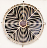 old ventillation fan