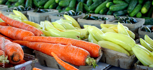 Fresh Vegetables at Famer's Market