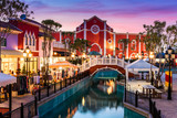 The Venezia Hua Hin, a shopping venue in Venice style near Cha-a