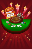 Casino gambling design