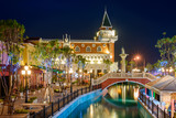 Blue Hour at The Venezia Hua Hin,