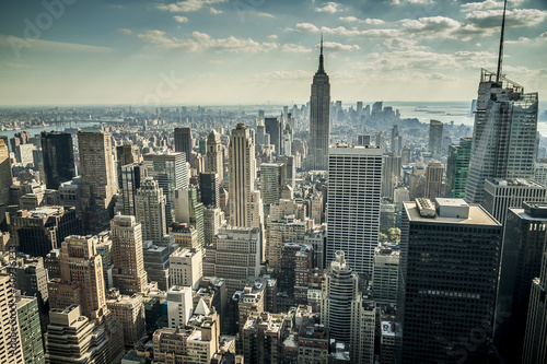 New York City in the USA © Bastos
