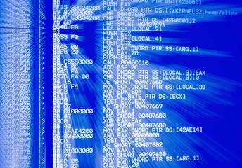 Assembler source code