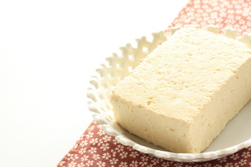 asian food ingredient, tofu