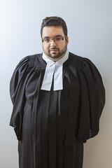 Male Judge