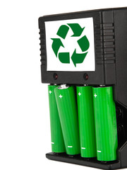 Eko green batteries