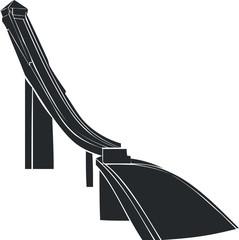 Трамплин для прыжков на лыжах