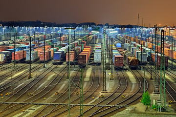 Maschen  - Güterbahnhof