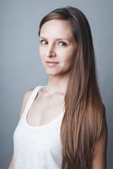 Jeune femme portrait