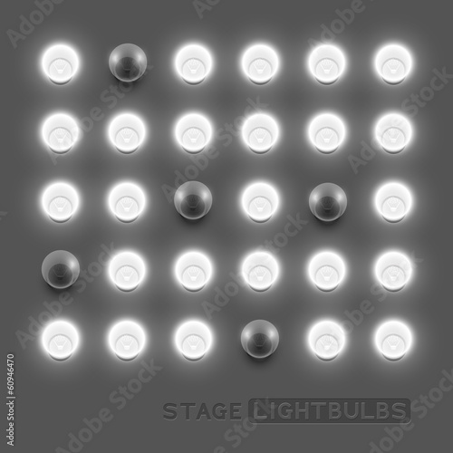 Vector Lightbulbs