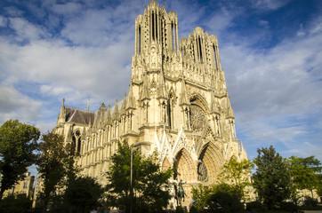 Kathedrale von Reims, Frankreich