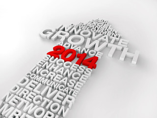 2014 annual or corporate report growth
