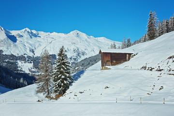 Dischma-Tal – Schweiz