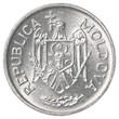 Moldovan bani coin