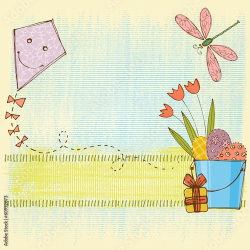 Cute Easter Design