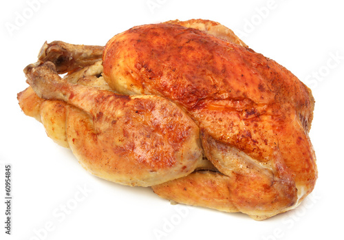 Roast chicken - Poulet roti