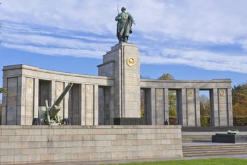 Soviet WW2 memorial, Berlin