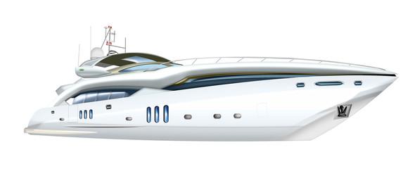 Luxus Yacht, Luxusyacht