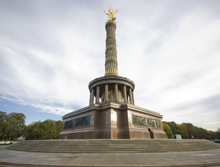 Berlin victory column - siegessaeule - Germany