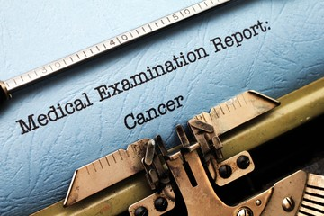 Medical report - Cancer