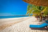 Fototapety Beautiful tropical Sokha beach, Sihanoukville, Cambodia .