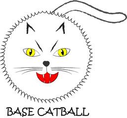 BASE CATBALL