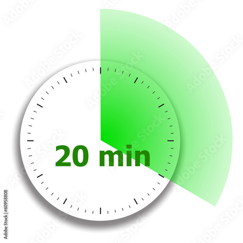 clock face stopwatch