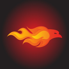 Eagle Fire Black