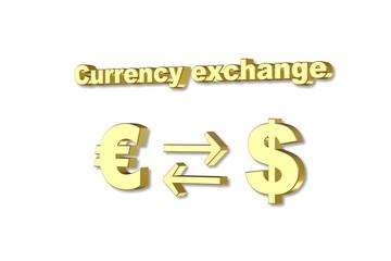 Евро - Доллар обмен валют