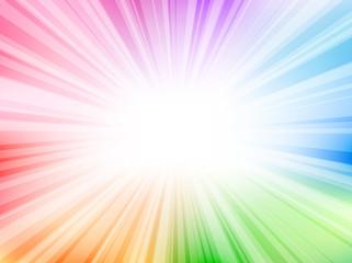 背景 光 虹