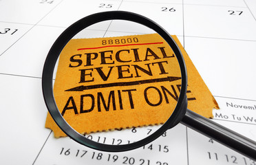 event ticket search