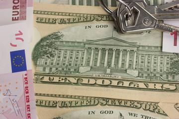 Keys on the money