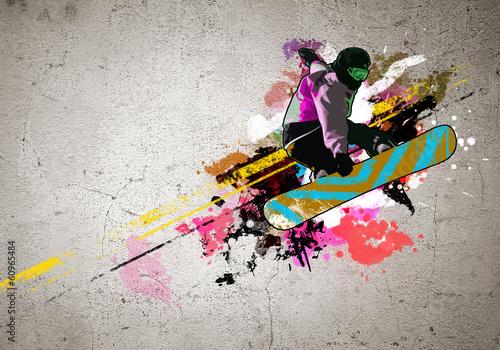Graffiti image - 60965484