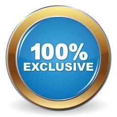 100% EXCLUSIVE ICON