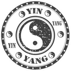 Yin-Yang-stamp