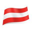 State flag of Austria