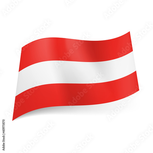 State flag of Austria