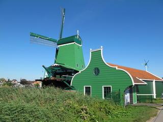 De Zaanse Schans (Holland)