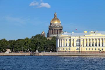Saint Isaac's Cathedral, Saint Peterburg, Russia