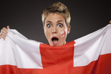 Fussball Fan England