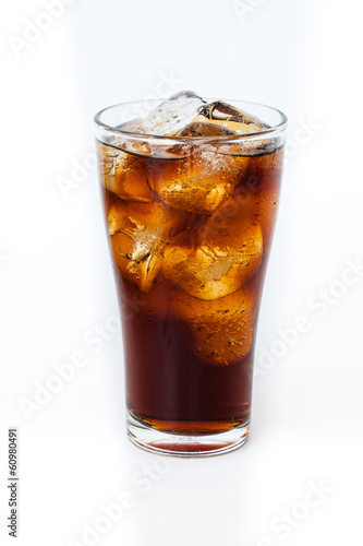 cola glass - 60980491