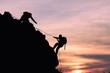 dağcı iple tırmanış - 60981825