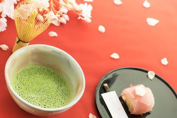 春の茶会イメージ