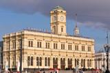 Naklejka Leningradsky railway station
