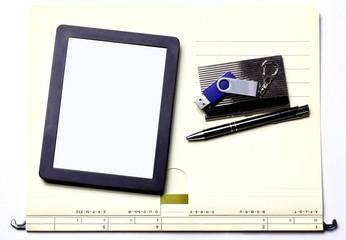 Tablet-PC am Arbeitsplatz