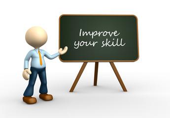 Improve your skill