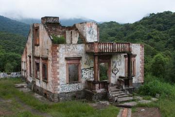 Wunderschöne Ruine
