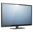 TV, modern flat screen lcd, led - 60987083