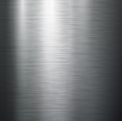 Polished metal texture.