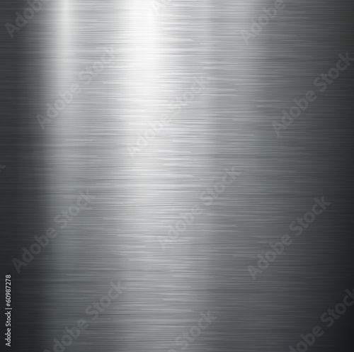 Polerowana metalowa tekstura.